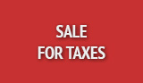 Sale for taxes