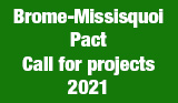 Call for projects 2019 - Brome-Missisquoi Pact