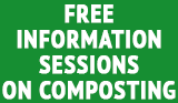 Free information sessions on composting